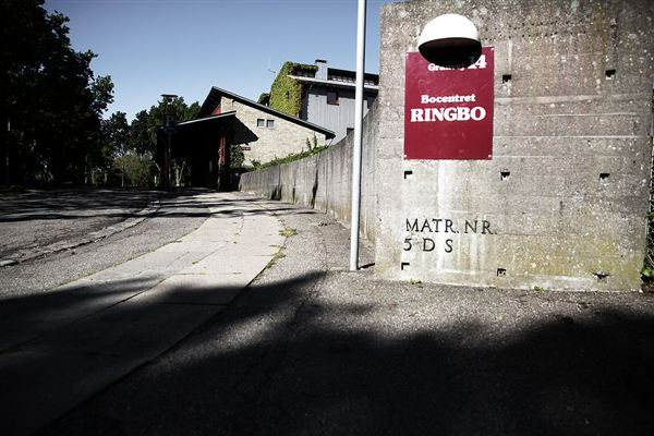 Bostedet Ringbo i Bagsværd. 2. december 2013