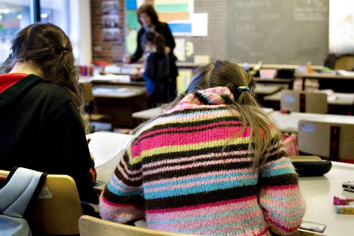 Antallet af vikarer i folkeskolen er i dag det højeste i seks år.