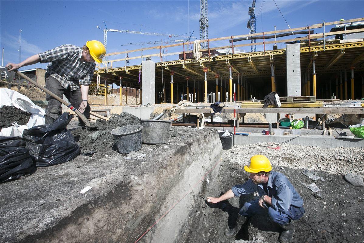 Bygge og anlæg er et af de områder, hvor risikoen for at blive sygemeldt er højest.