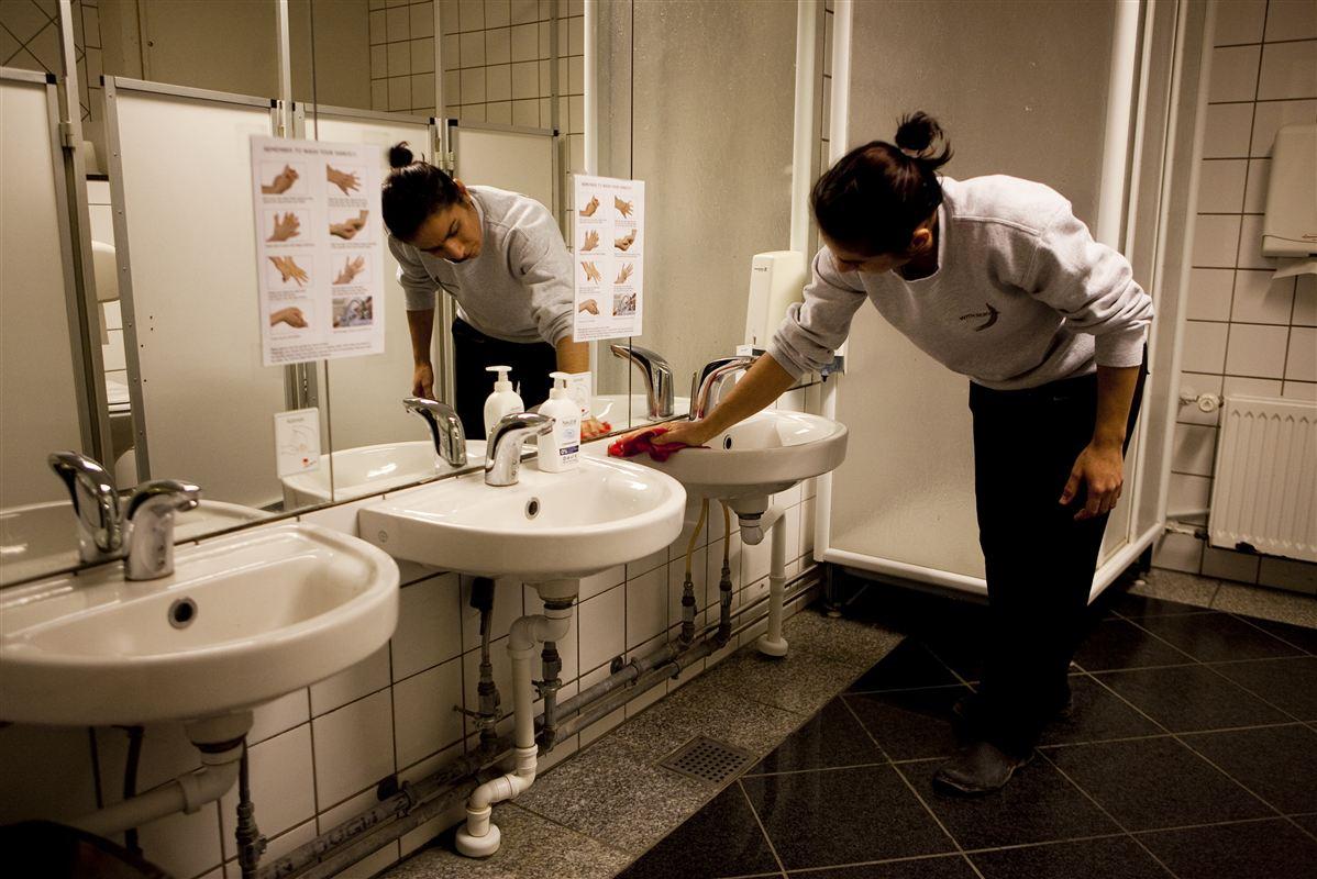 Siden 2009 er der kommet mere end 5.000 flere udenlandske rengøringsarbejdere i Danmark.