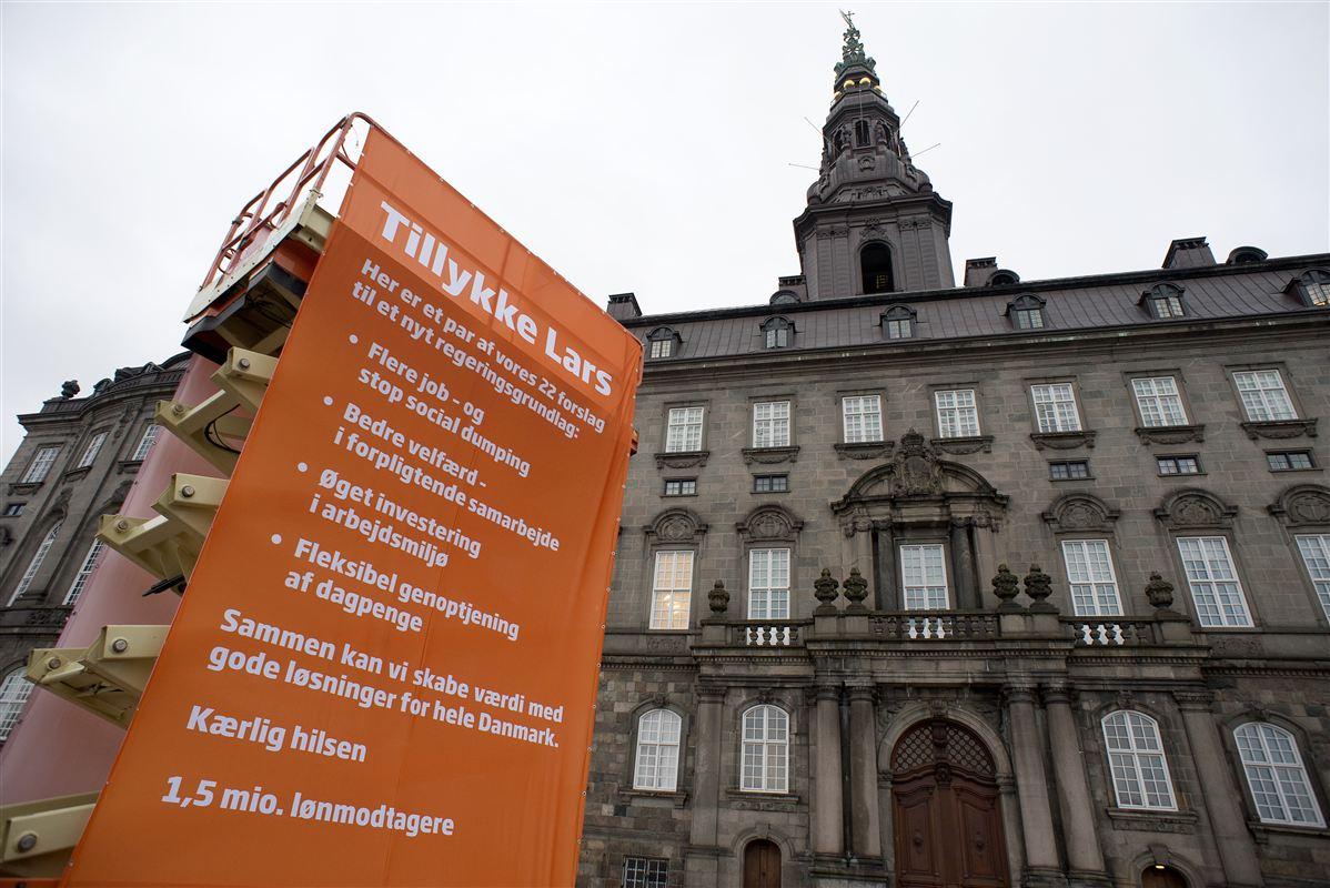 Fra fagbevægelsen til Lars Løkke Rasmussen (V): 22 forslag til, hvad det nye regeringsgrundlag bør indeholde.