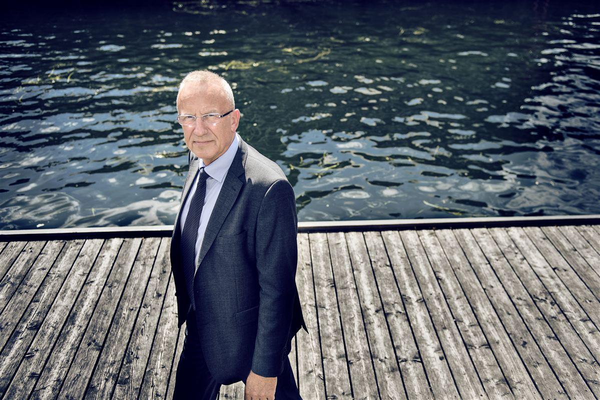 Beskæftigelsesminister Jørn Neergaard Larsen (V) giver uddannelse topprioritet ved de trepartsforhandlinger, han lægger op til at få på plads i 2016.