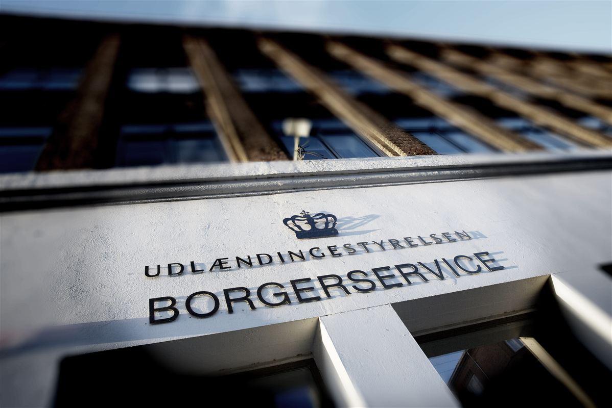 Udlændingestyrelsen er en af de statslige arbejdspladser, som regeringen vil udflytte.