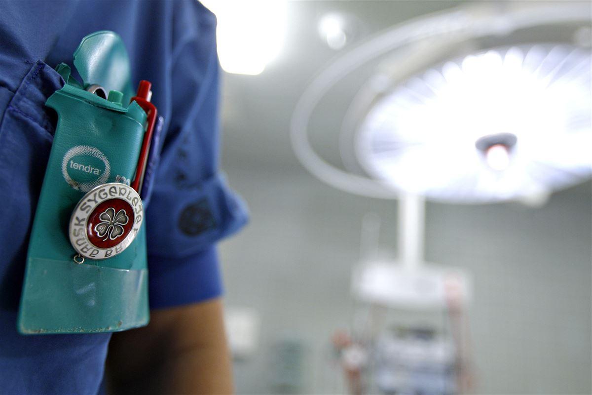 Indenfor det seneste år har godt hver sjette jobopslag for sygeplejersker og andet sundhedspersonale været en tidsbegrænset stilling. Blandt alle jobopslag er det mere end hvert tiende, der ikke er en fastansættelse.