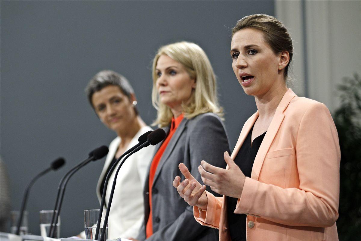 Det må tage den tid, det tager, siger beskæftigelsesminister Mette Frederiksen om de kommende forhandlinger om beskæftigelsesreformen