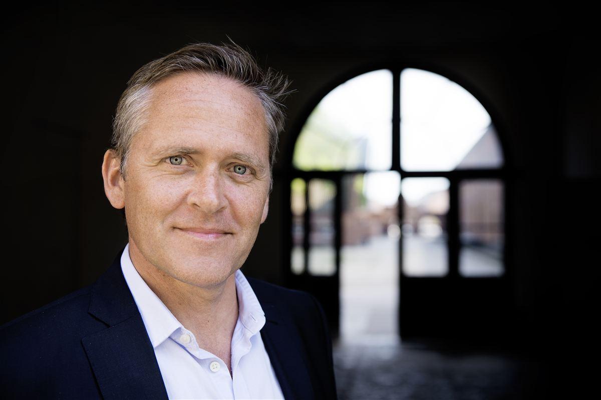 »Vi skal have ryddet op i tankegangen om, at indvandring er en  belastning for os,« siger Anders  Samuelsen.