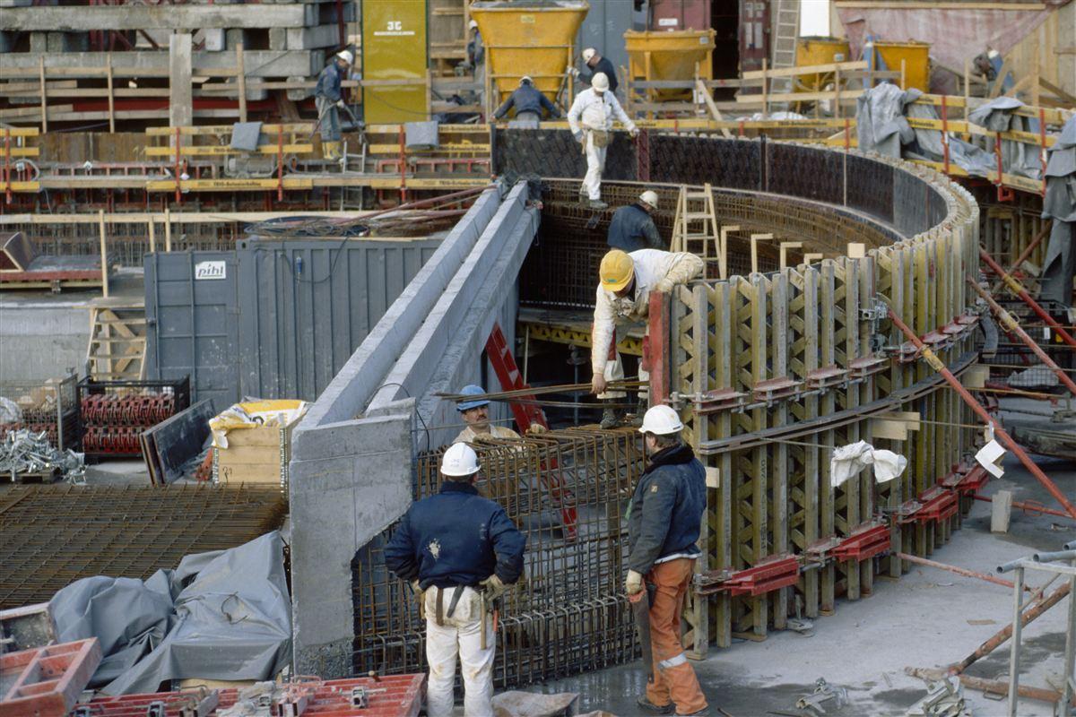 Byggeriet ligger i top på listen over brancher, der oftest får løftede pegefingre fra Arbejdstilsynet.