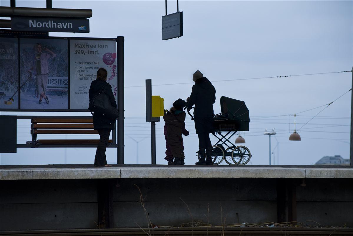 Fire ud af ti danskere mener, at børnefamilier skulle have ret til at gå på deltid, mens de har børn i alderen nul til seks år.