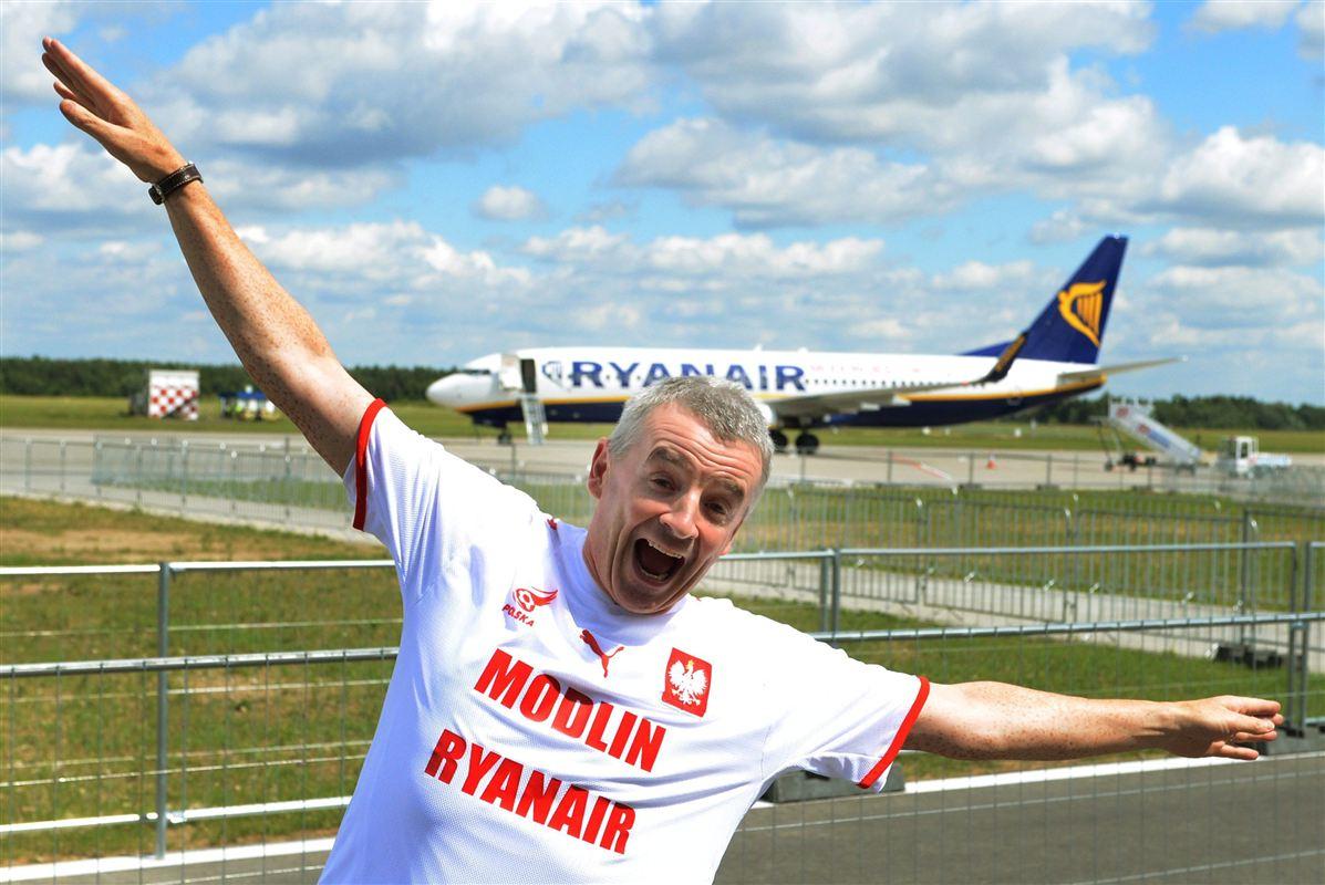En gave til fagbevægelsen? De faglige organisationer har fået en skurk af de helt store - her i skikkelse af Ryanairs topchef Michael O'Leary, mener reklamemanden Frederik Preisler.