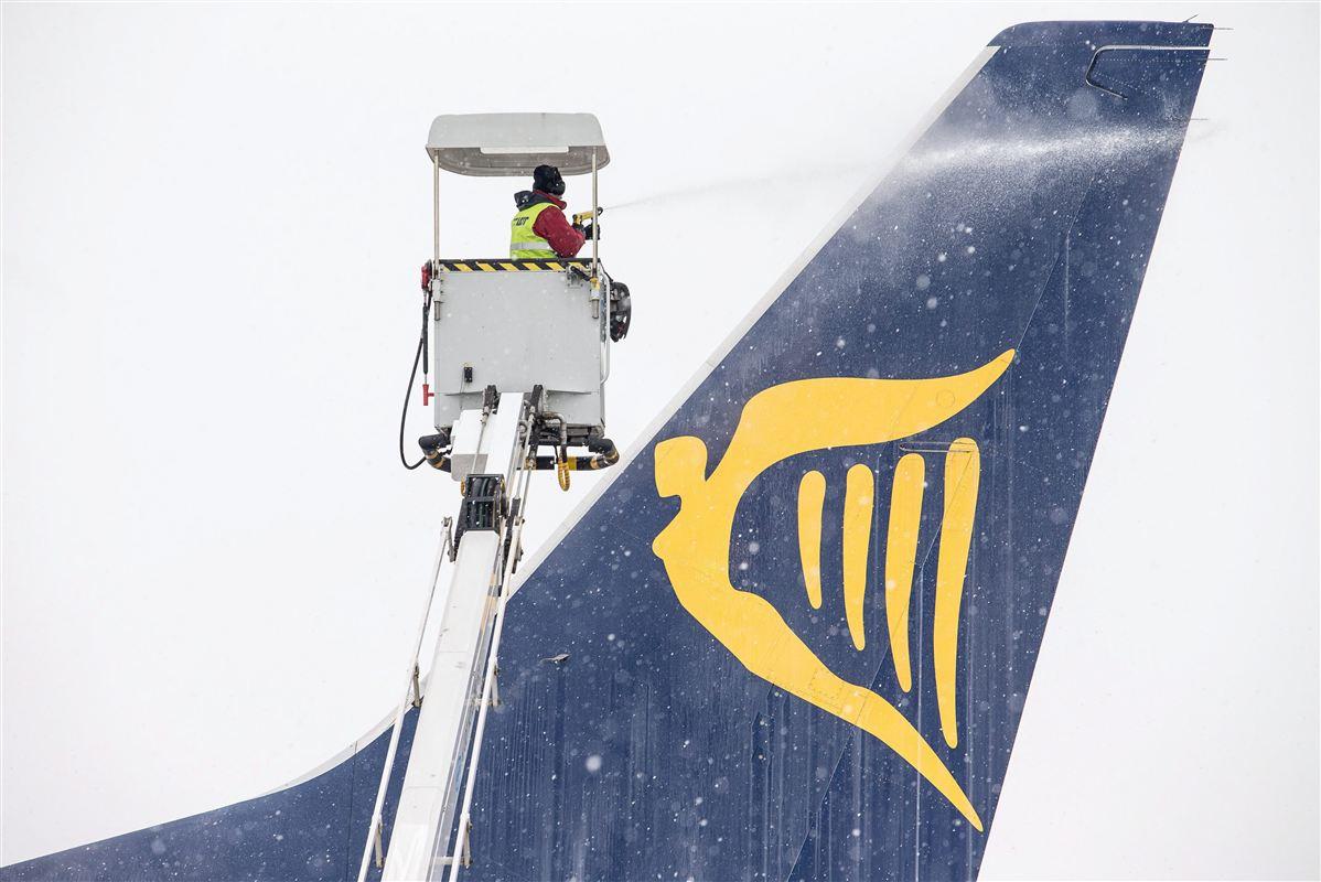 Ryanair fremhæver, at selskabets fremstød i København vil skabe masser af nye job i lufthavnen. Den tror fagbevægelsen ikke på.