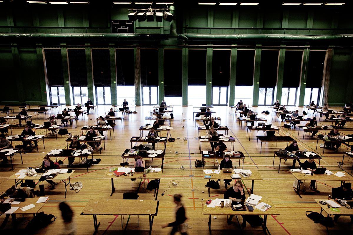 Stram op, siger et flertal af danskerne. Adgangskravene til gymnasierne skal skærpes.