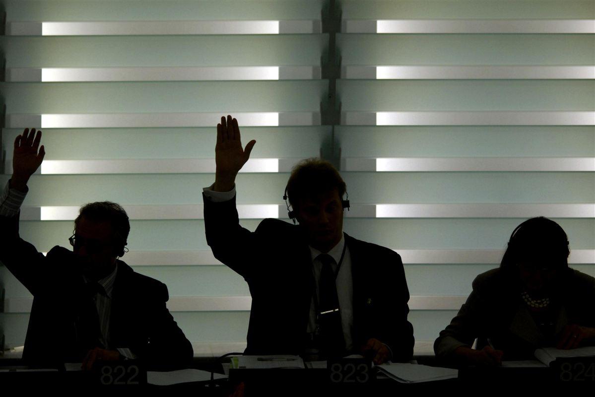 For hver repræsentant for civilsamfundet sidder der to repræsentanter for erhvervslivet i de ekspertgrupper, der rådgiver EU-Kommissionen.