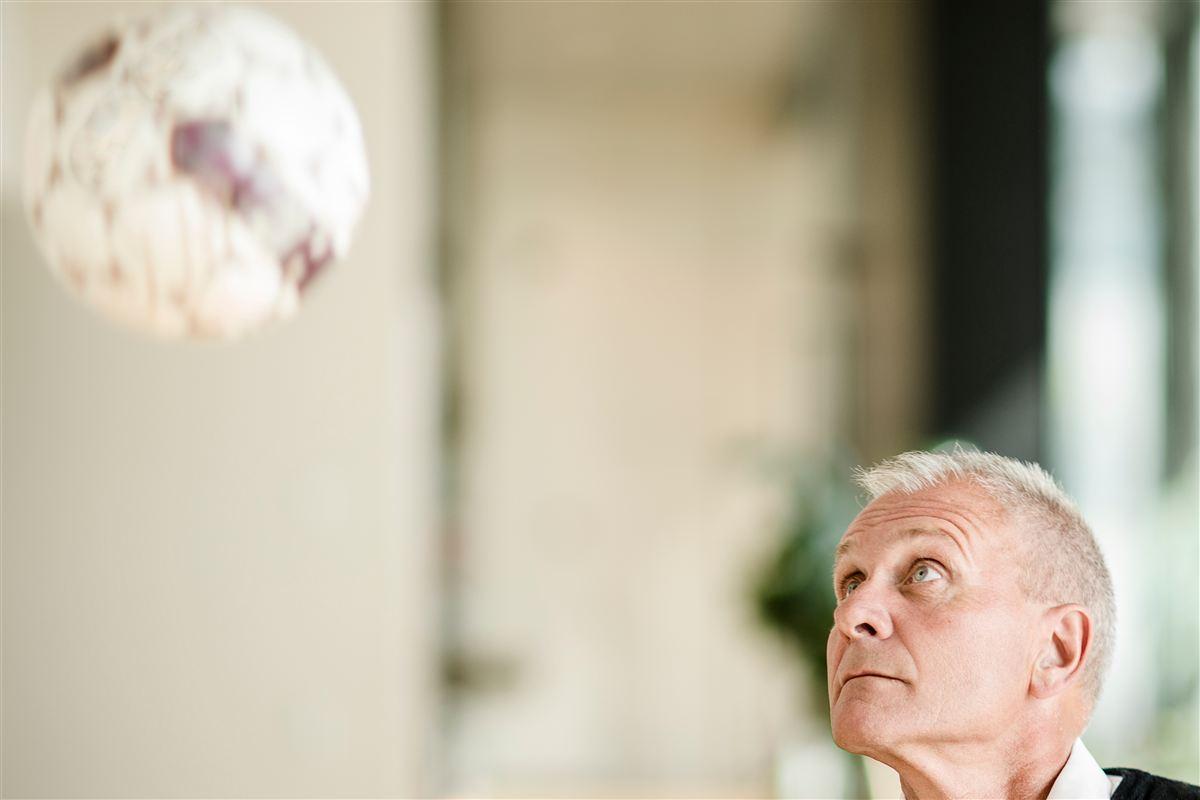 For Jens Erik Ohrt må kærligheden til fodbold vige for arbejdet, hvis ikke det lykkes at sikre bedre forhold for de migrantarbejdere, der forbereder VM i fodbold i Qatar i 2022.