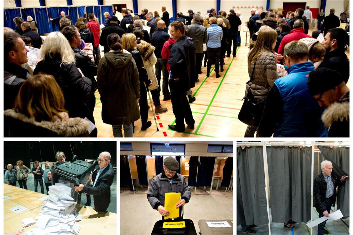 Ny undersøgelse viser, at vælgerne har godt styr på politikerne