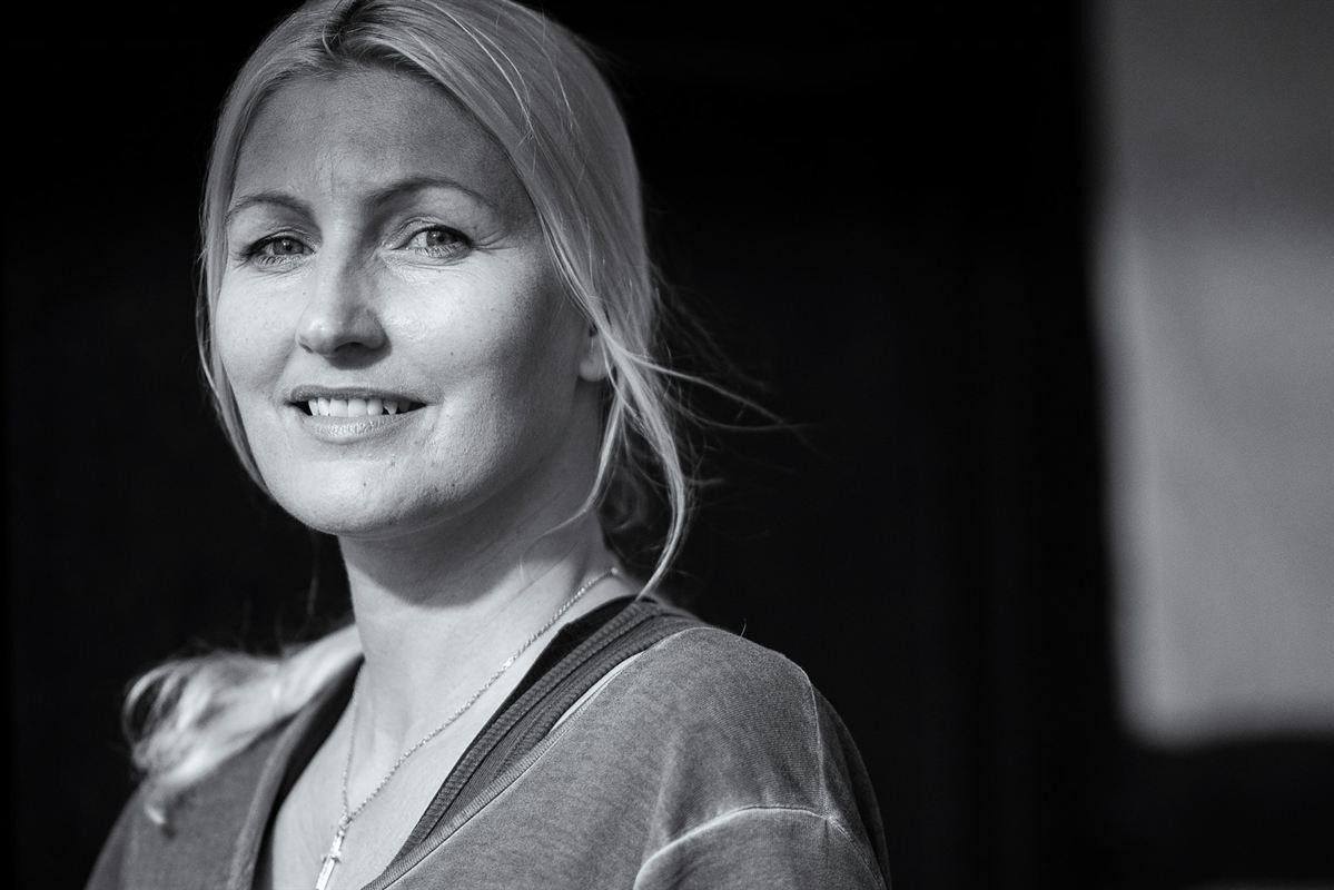 Mette Gadegaard.