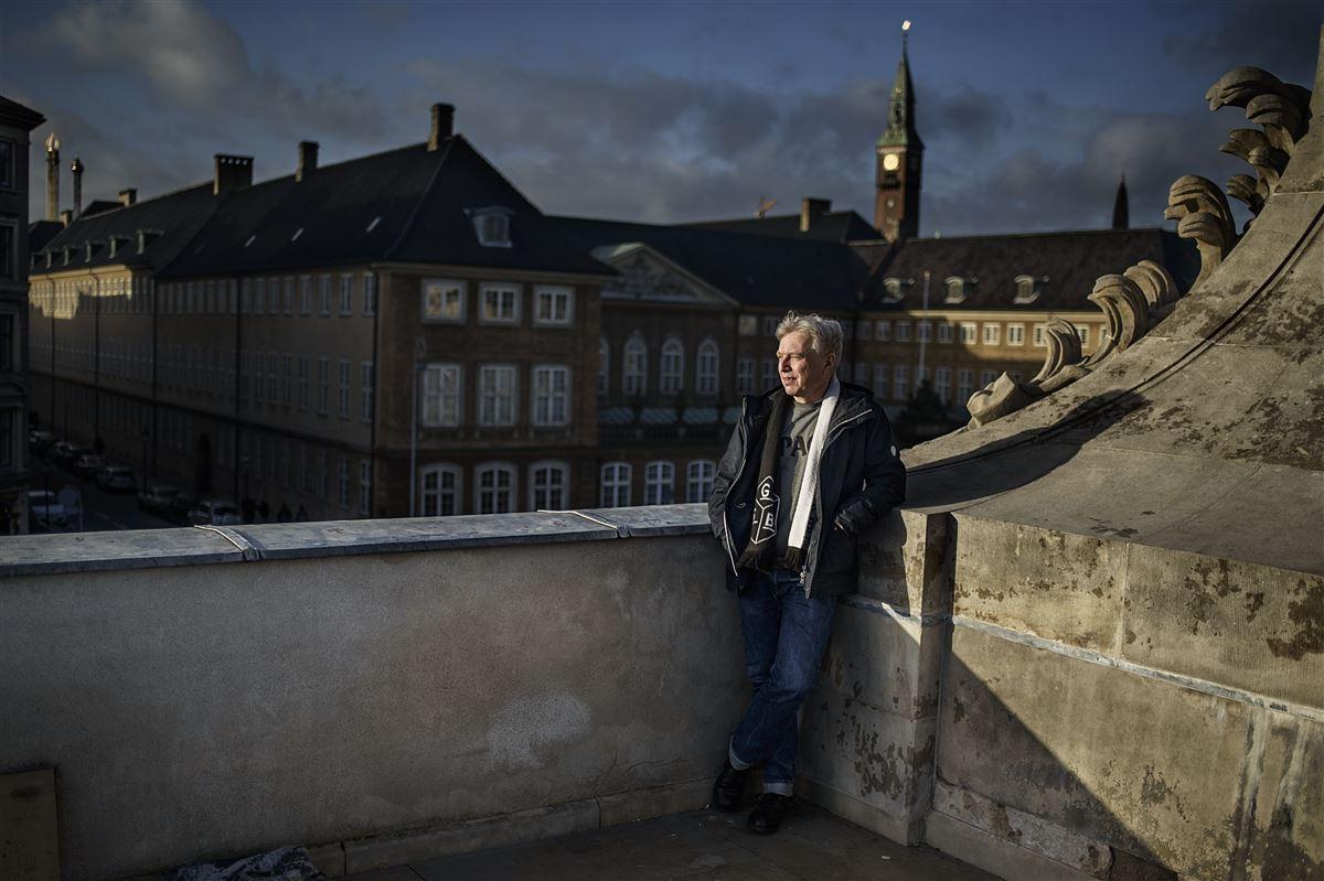 Uffe Elbæks nye vision skal præsenteres for baglandet på en konference på Christiansborg på fredag.