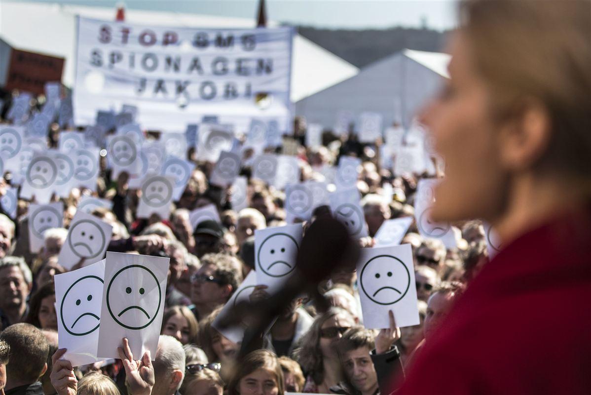 Aktivister har truet med at sabotere Helle Thorning-Schmidts 1. maj tale i Fælledparken ligesom det skete sidste år.