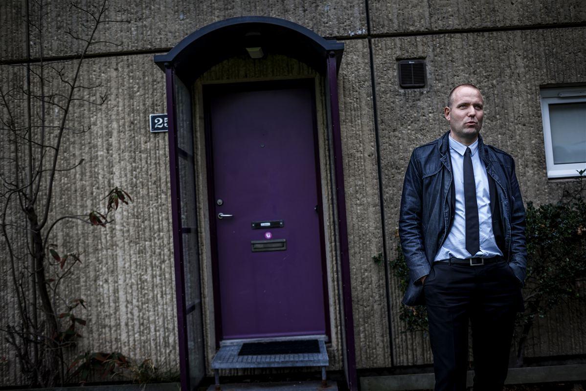 Thomas Gyldal Petersen (S) fra Herlev er en af de borgmestre, som kæmper imod, at flere opgaver skal flyttes fra kommunerne til Udbetaling Danmark.