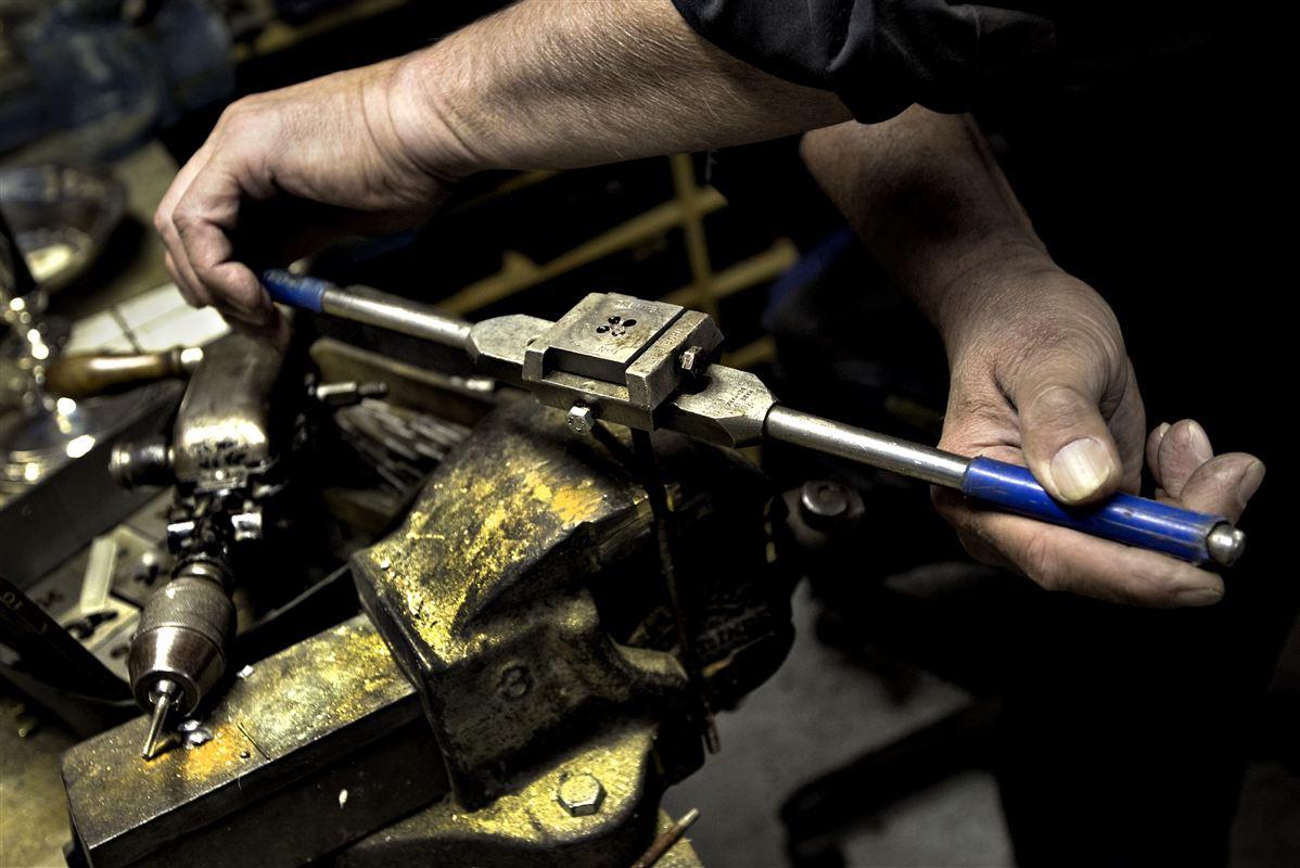 Udstyr og maskiner på erhvervsskolerne er utidssvarende, viser undersøgelse fra Dansk Metal.