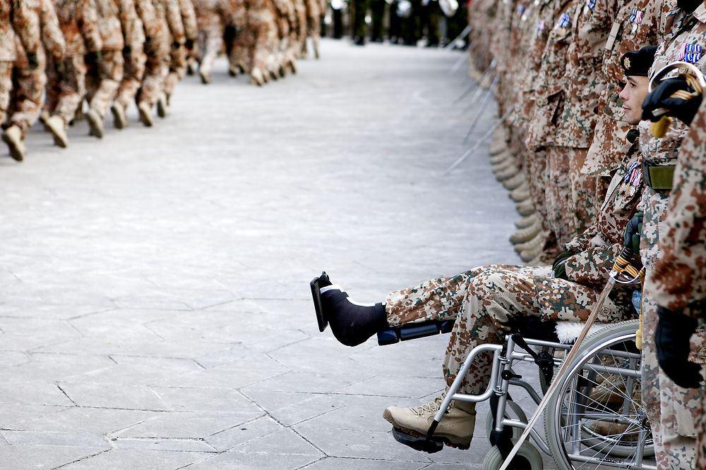 Jobbet som soldat kan have fatale konsekvenser. Er det psyken, der tager skade, kan det være nærmest umuligt at få anerkendt det som en arbejdsskade. Regeringen forsøger nu at imødekomme kritikken af arbejdsskade-systemet, men initiativet er ikke godt nok, mener blandt andre to veteran-organisationer.