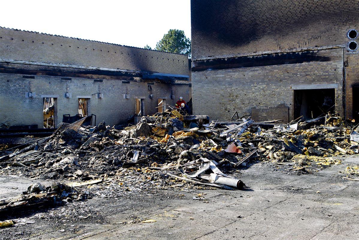 Det har været nogle hårde år for de ansatte ved jobcentret i Syddjurs - ikke mindst da jobcentret blev brændt ned natten mellem 11. og 12. marts 2012.