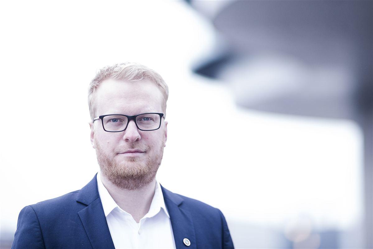 Morten Skov: »Det er vigtigt, at arbejdsmiljørepræsentanterne ikke kun kommer med i skåltalerne men bliver tænkt med i alt, hvad vi laver.«