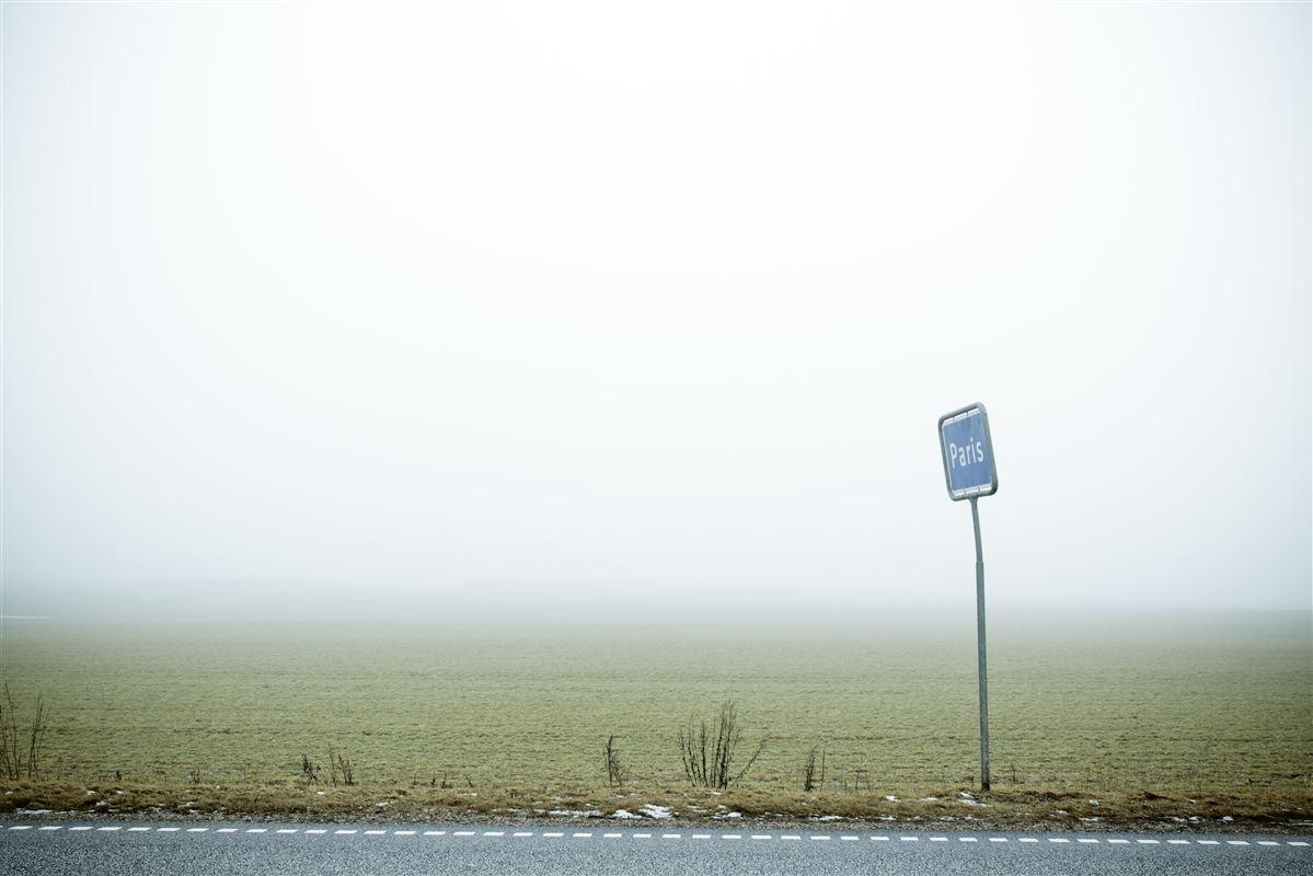 Flytning af arbejdspladser i Kystdirektoratet får ikke just tågen over Paris, lige uden for Lemvig, til at lette.