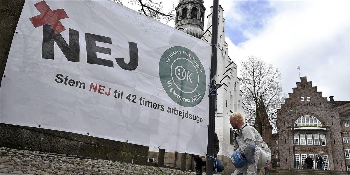 Det gør indtryk i fagforbundet 3F, at seks ud af ti medlemmer sagde nej til de nye overenskomster. Vi skal nok være bedre til at kommunikere, vurderer formanden for Transportgruppen i 3F, Jan Villadsen.