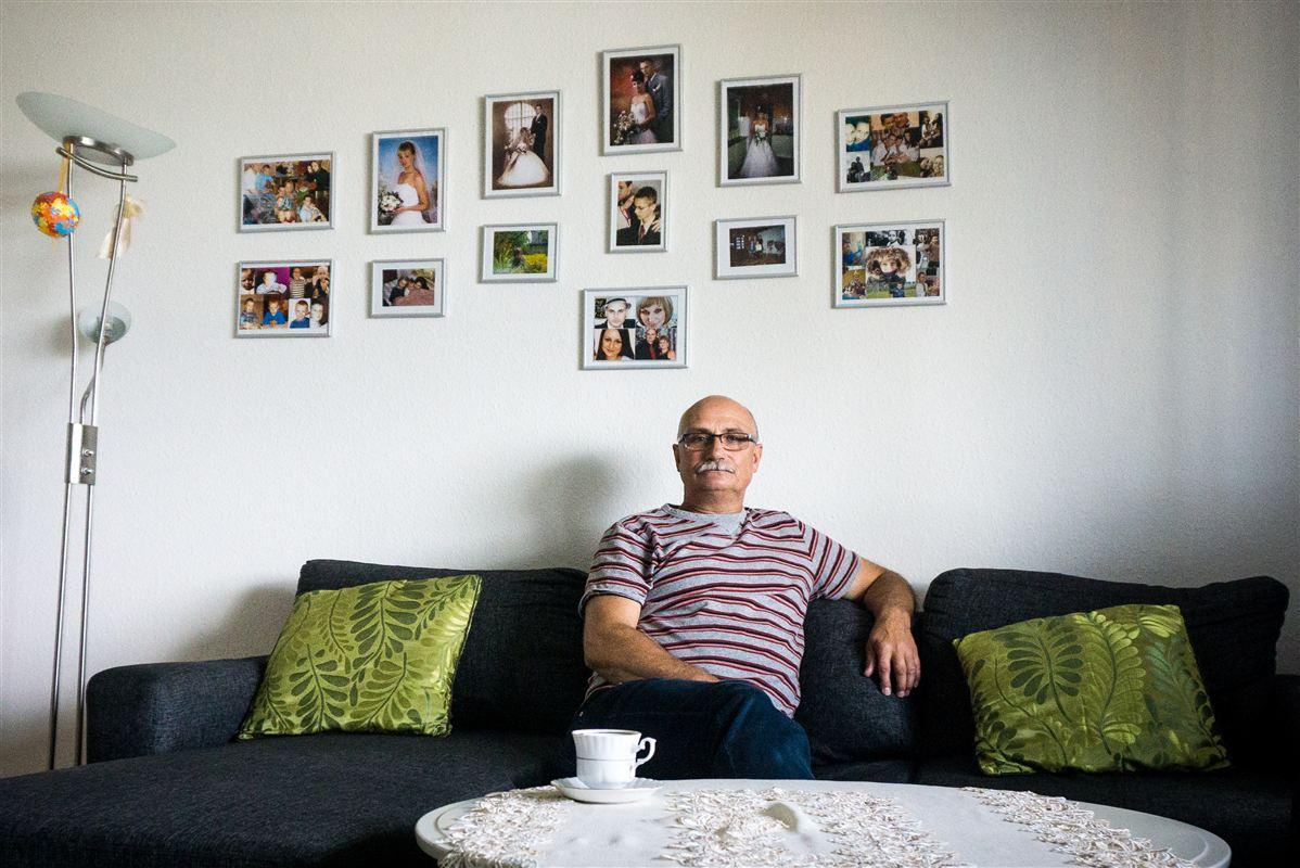 58-årige Tadeusz Stefanko har boet i Danmark i 9 år sammen med sin kone Grazyna. Han er glad for Danmark og ser frem til at leve resten af livet her.