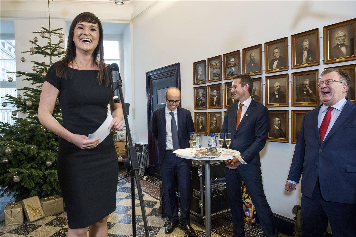 """Ved regeringsrokaden forleden blev Sophie Løhde (V) udnævnt til ny minister for offentlig innovation, hvor hun blandt andet får ansvaret for """"modernisering, fornyelse, effektivisering og styring af den offentlige sektor""""."""