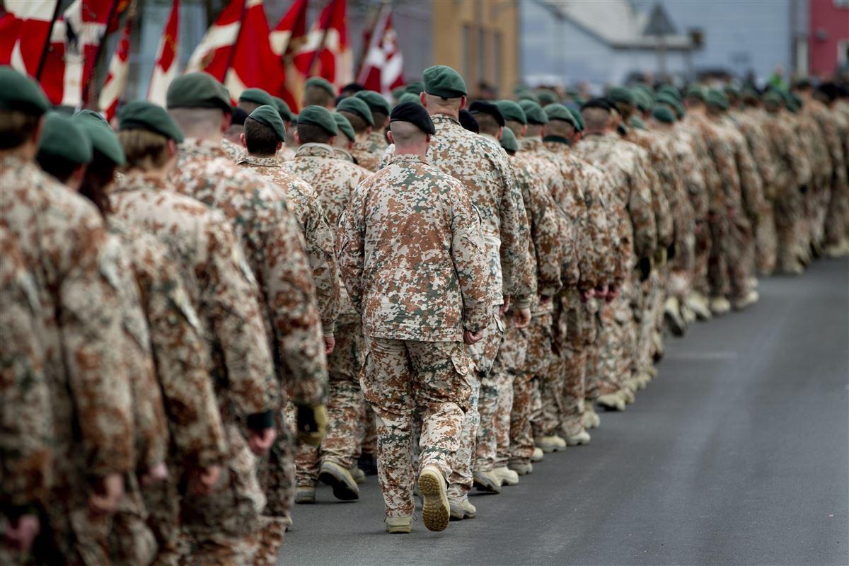 Veteraner ved bedst selv, hvor traumatiserede de er, mener to eksperter på området.