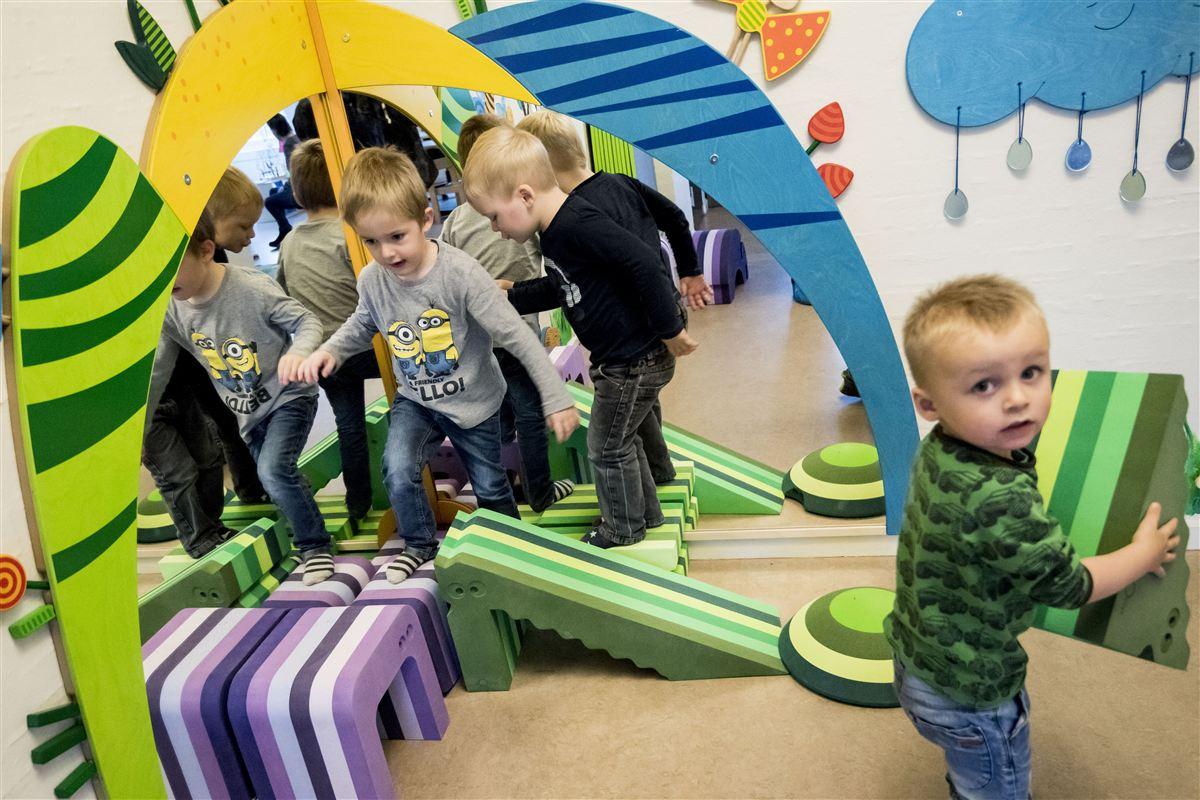 Sammensætningen af børn i en børnehave kan få betydning for, hvordan børnene senere klarer sig, når de begynder i skole. Det viser ny undersøgelse.