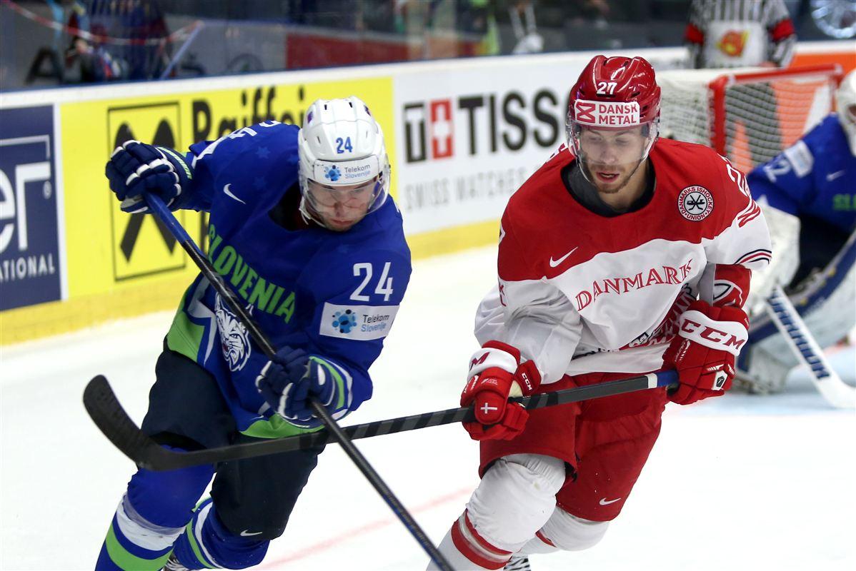 Landsholdet er toppen af kransekagen. Men det blive vanskeligt at udvikle talenter til det danske landshold, hvis udenlandske spillere dominerer klubberne og dermed bremser den hjemlige talentudvikling, mener Dansk Ishockey Union og Danmarks Idrætsforbund (DIF).