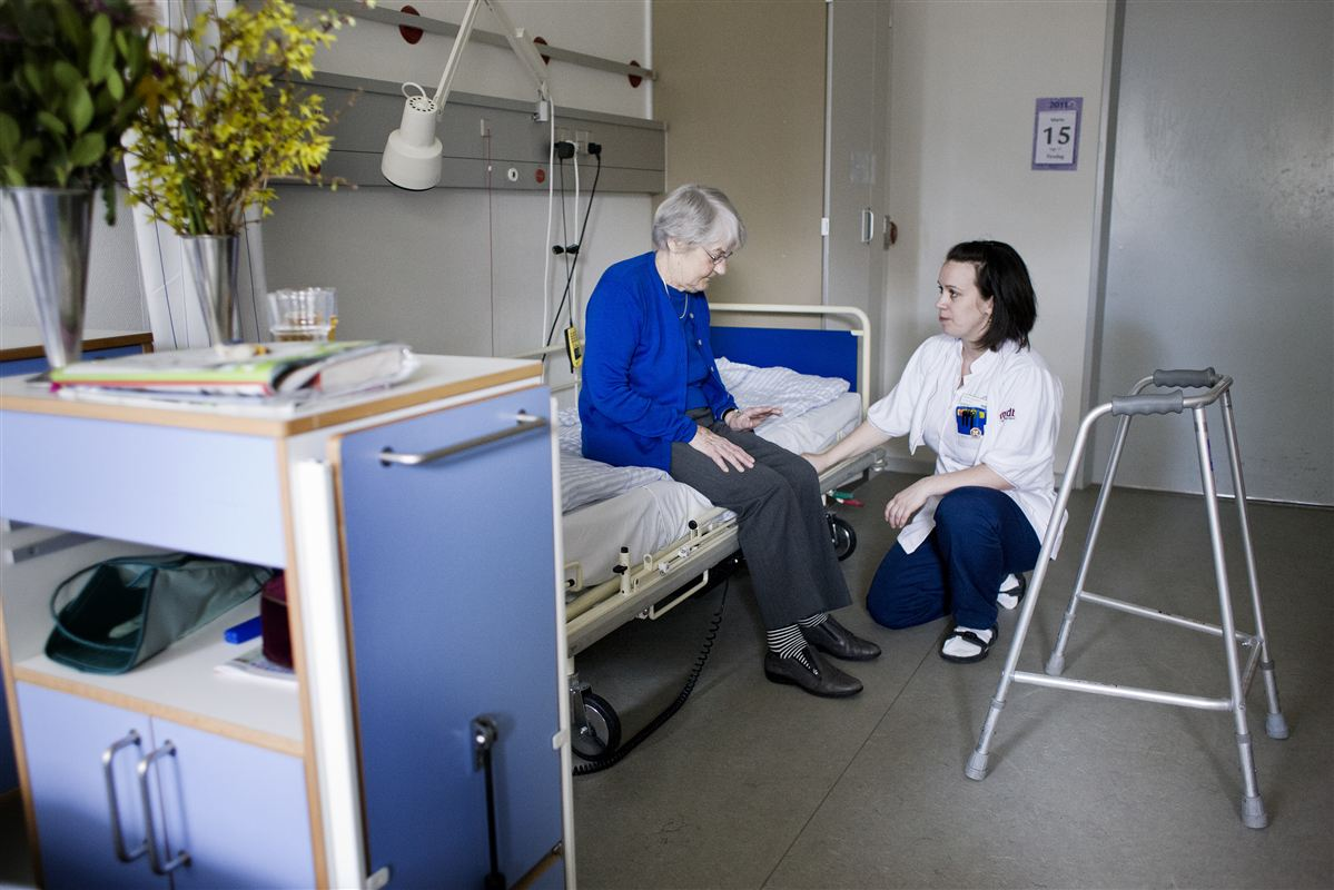 Der er store forskelle på, hvor tilfredse patienterne er på landets sygehuse. På A4's interaktive kort, kan du tjekke tilfredsheden på dit sygehus.