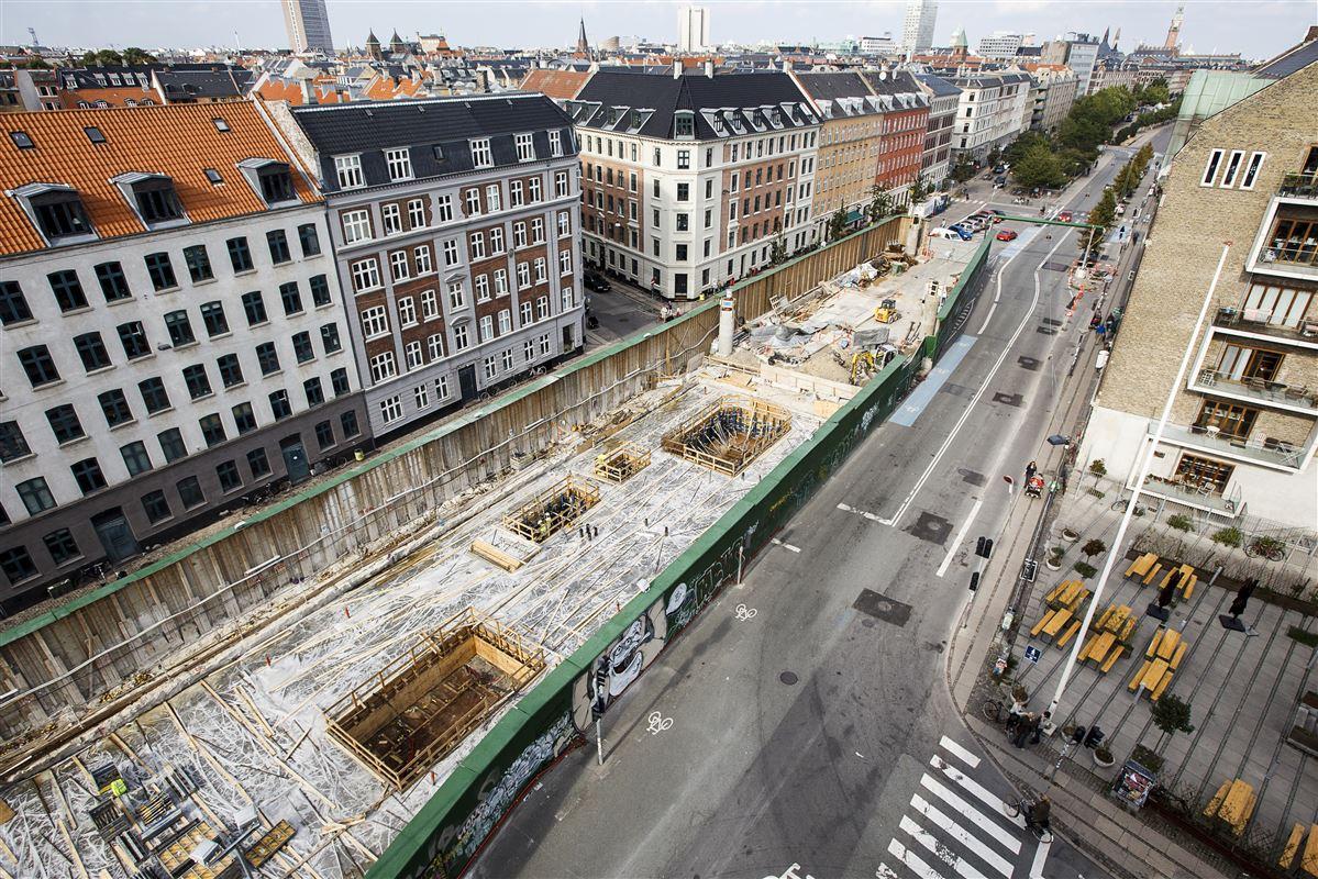 Metroen baner vejen for de velstilledes indtog i København, forudser nyt forskningsprojekt.
