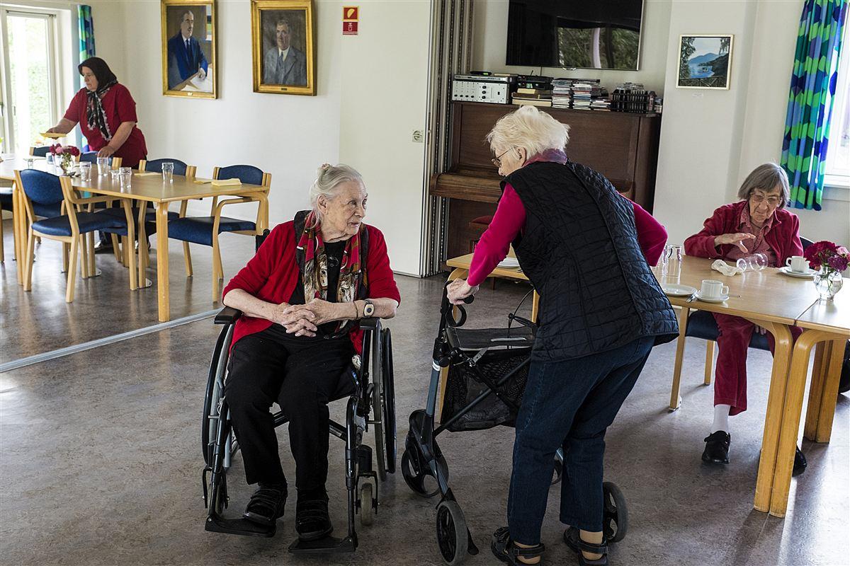 Private firmaer kommer i højere grad til at stå for ældrepleje, rengøring og meget andet i kommunerne. Sådan lyder vurderingen fra lokalpolitikere i ny måling.