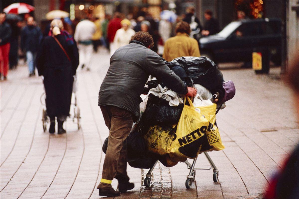 Gabet mellem rige og fattige vil øges i de kommende år, forventer et flertal af danskerne.
